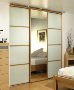 built in fitted wardrobes with sliding doors bury st edmunds